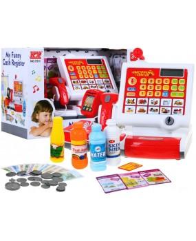 Dotyková detská pokladňa